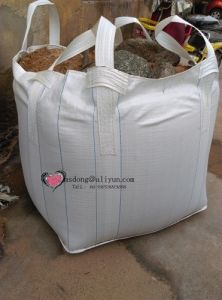 1 Ton Jumbo Bag For Coal One Bulk Pp Woven