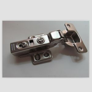Stainless Hydraulic Cabinet Hinge for Furniture Hardware Ss108k