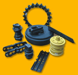 Undercarriage Parts for Volvo Excavators pictures & photos