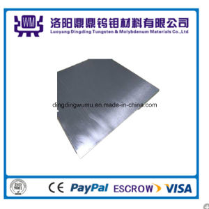 Luoyang Manufacturer Supply Molybdenum Plate/Sheet for Heater Shield pictures & photos