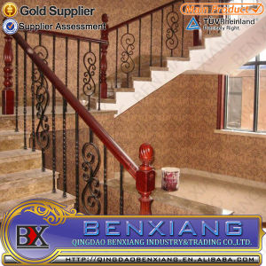 Stair Rail Banisters Handrail of Staircase pictures & photos