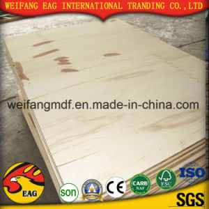18mm Dark Color Both Side or One Side Melamine Laminated Plywood pictures & photos