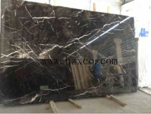 Saint Laurent Marble Slab, Black Marble Slab, Marble Slab pictures & photos