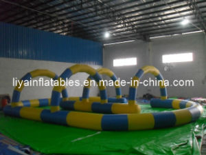 Inflatable Race Track Inflatable Track Racing Track