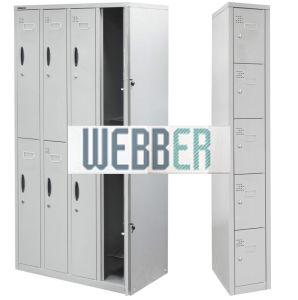Kd Vertical Metal Storage Locker (ENZO Series)