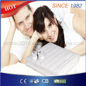 Rapid Heating up Electric Blanket with 10 Settings Controller pictures & photos