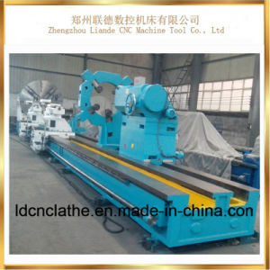 C61200 China Supplier High Precision Heavy Horizontal Lathe Machine pictures & photos