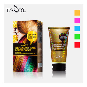 Popular Polish Hair Color Cream pictures & photos
