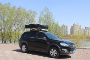 Normal Rooftop Tent with Annex pictures & photos