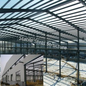 Warehouse Metallic Structure with Best Price pictures & photos