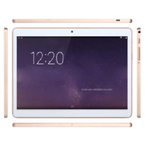 Tablet PC 3G CPU Android 5.1 OS Mtk6582 IPS 9.6 Inch Ax9b