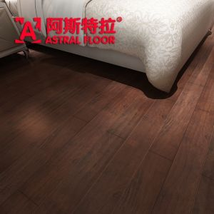 12mm Eir Surface V-Groove Laminate Flooring (AL1710) pictures & photos
