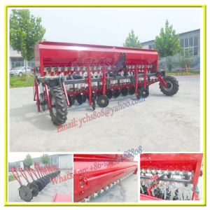 Wheat Seeder with Tires for Lovol Tractor pictures & photos