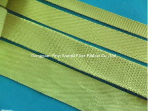 260 Degree High Temperature Resistance Aramid Fiber Webbing pictures & photos