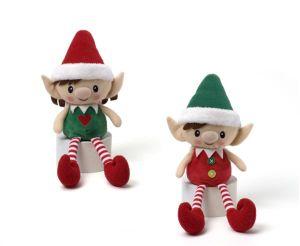 new christmas elf toys soft christmas elf dolls christmas promotion gifts - New Toys For Christmas