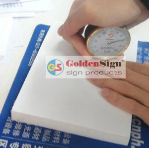 Heat Resistance PVC Foam Sheet/Waterproof Material pictures & photos