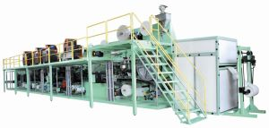 Full-Sevo Baby Diaper Production Line (YC-YNK500-SV)
