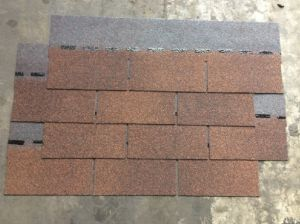 Mixed 3-Tab of Roof Tile