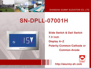 7 LCD Screen (SN-DPLL-07001H) pictures & photos