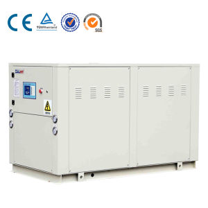 Industrial Water Cooled Mini Scroll Chiller pictures & photos