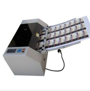 A3 Plus Automatic Business Card Cutter/Card Cutting Machine pictures & photos