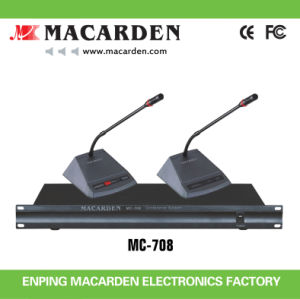 Professional Conference Equipment System (MC-708)