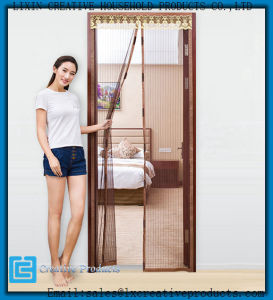 2017 Magnetic String Door Curtains Mesh Screen Doors Curtain For