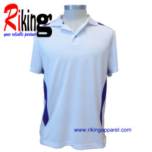 Men′s Wear Coolpass Polo Shirt (RK-MT02)