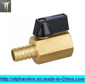 Brass Mini Ball Valve for Water a. 0131