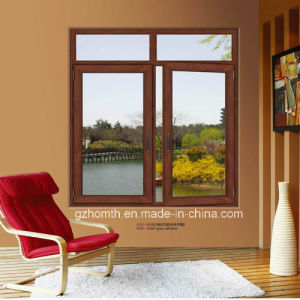 High Quality Aluminium Side-Hung Window (HM-008)