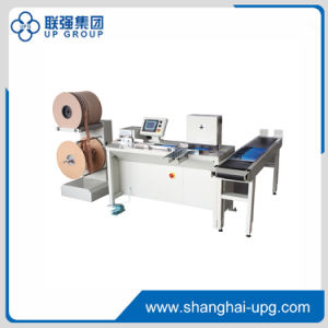 Double Wire Binding Machine (LQDCB-360) pictures & photos