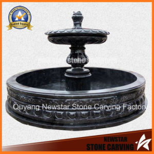 Marble Feature Fountain Granite Fountain for Home Decoration pictures & photos