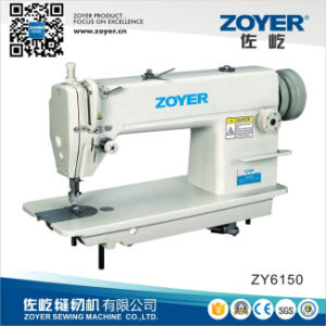 Zoyer High Speed Lockstitch Industrial Sewing Machine (ZY6150) pictures & photos