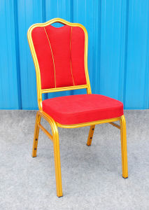 Red Fabric Modern Banquet Chair (YC-B101-02) pictures & photos