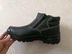 China Black Colour Men Shoes - China