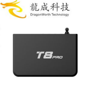 2016 Factory Price T8 PRO Amlogic S812 Quad Core Android 5.1 Smart TV Box Android TV Box Better Than CS918 Android TV Box Made in China From Dragonworth pictures & photos