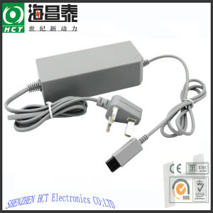 Desktop 12V 3.7A AC DC Wii U Adapter Charger