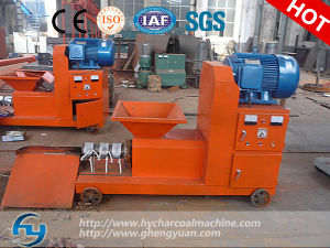 Low Investment Rice Husk Briquette Extruder