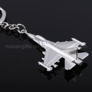 Wholesale Metal Plane Keyring (MKC116) pictures & photos