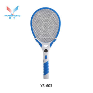 China Rechargeable Electric Fly Swatter Mosquito Killer Racket Bat