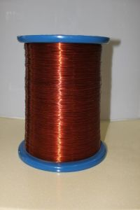 Polyesterimide Enameled Copper Wire Overcoated By Polyamide-Imide pictures & photos
