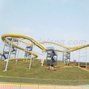 Water Roller Coaster Water Slide (DL-50610) pictures & photos