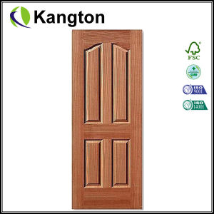 HDF Moulded Door Skins (door skin) pictures & photos