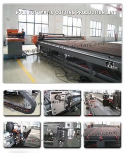 CE CNC Full Automatic Glass Cutting Machine pictures & photos
