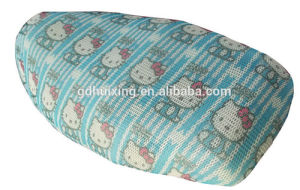 China Hello Kitty Design 3d Mesh Motorcycle Seat Cover China