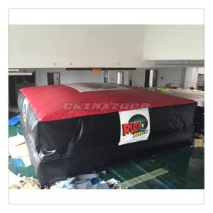 New Updated Designed Strong Inflatable Big Air Bag Top Quality Customized Style