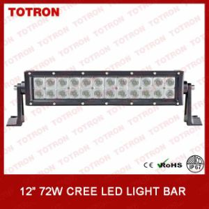 Good Quality! Totron 72W 12 Inch Double Row off Road LED Light Bars
