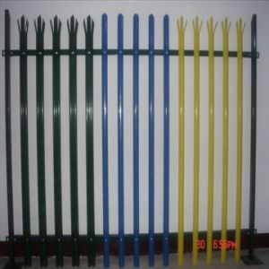 Hot Sale PVC Coated Palisade Fencing pictures & photos