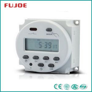 60*60*32mm 220-240VAC Storage Battery 60 Days Mt101A (CN101A) Time Switch pictures & photos