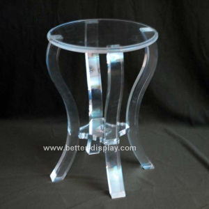 Clear Acrylic Plastic Chair (BTR-Q3001) pictures & photos